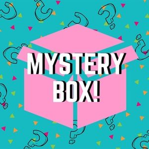 Mystery box of 6 items